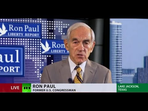 Ron Paul on Syrian tensions: