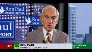 Ron Paul on Syrian tensions: 'US playing too many games with al-Qaeda'
