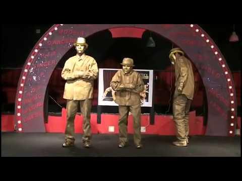 Ever Seen Human Robot Dancing Better Than...