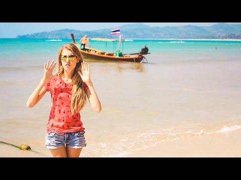 Bang Tao beach | Phuket beaches | Thailand Phuket travel blog [ENG SUB]