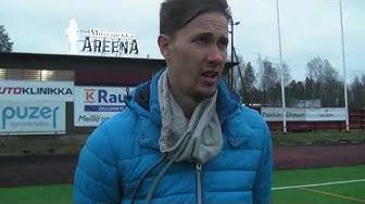 GnistanTV: Haastattelussa Joel Perovuo