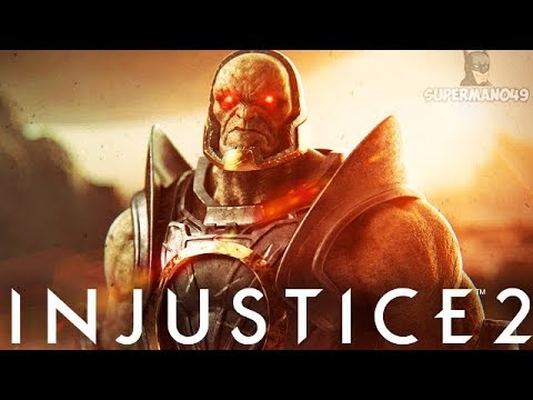 PLAYING DARKSEID FOR THE FIRST TIME IN 9 MONTHS - Injustice 2 Character Cycle #10