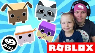 SHILPA 🐾 PETS Pet Simulator! | Roblox | Daddy and Yohana CZ/SK