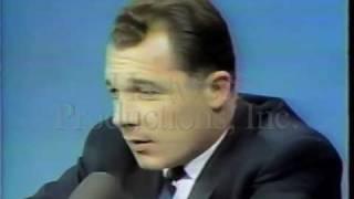 Joe Pyne interviews F. Lee Bailey 1966 or 1967