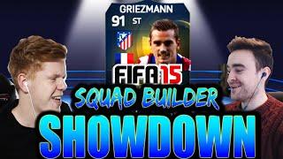 team of the season squad builder showdown fifa 15 ultimate team