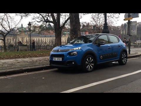 Meziplyn VLOG 01: Nový Citroën C3