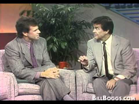 Dick Clark with Bill Boggs and The Platters