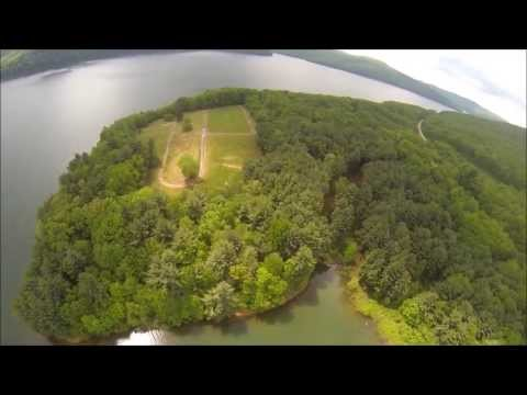 Willow Bay  Kinzua Reservior  TBS Discovery  NAZA