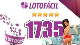 LotoFacil 1735