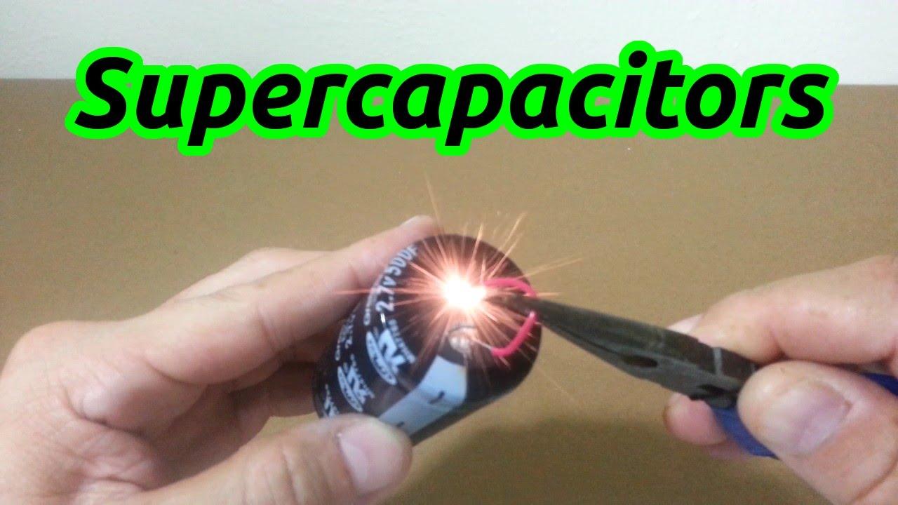 Supercapacitor Basics