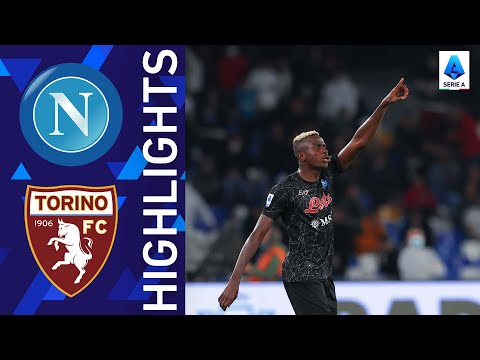 Napoli Torino Goals And Highlights