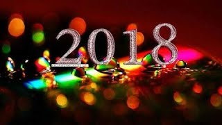 Best Happy New Year 2018 gif whatsapp status Wishes greetings messages countdown 3Danimated