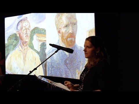 "Munch : Van Gogh ""Art that goes straight to the heart""   So Dam Local, Autumn 2015"