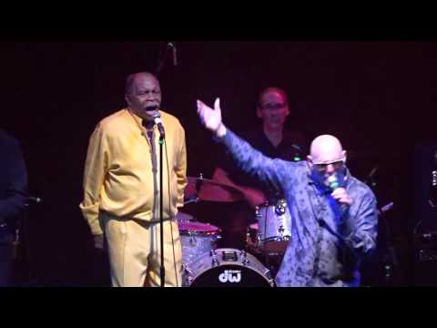 Billy Price and Otis Clay - Love&HapinessSoulManTestify Medley - Pittsburgh, PA -09-27-15