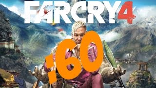 Far Cry 4  IN 60 Seconds