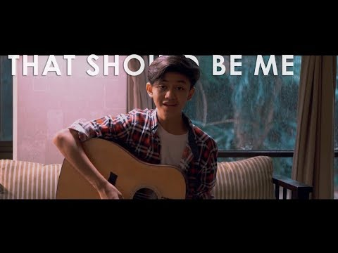Justin Bieber - That Should Be Me (Cover by Arash Buana)