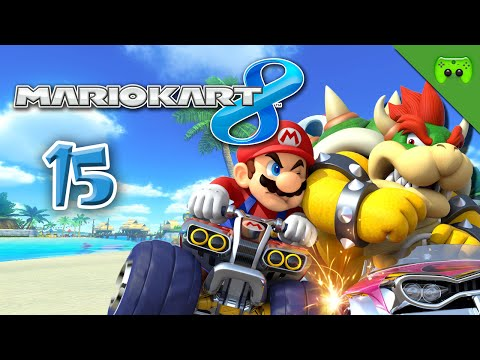 Mario Kart 8 # 83 - I love Raketen «» Let's Play Mario Kart 8 | HD from YouTube · Duration:  14 minutes 47 seconds