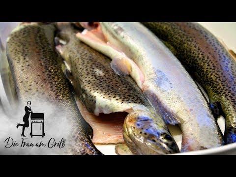 Fisch ausnehmen - schnell und einfach