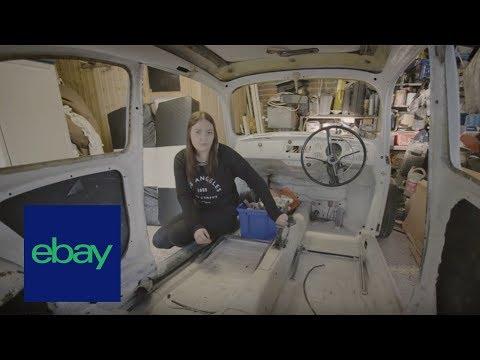eBay | eBay Car Challenge - Robyn's VW Beetle (Part 2)