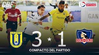 U. de Concepción 3 - 1 Colo Colo | Campeonato AFP PlanVital 2019 Segunda Fase | Fecha 7 | CDF