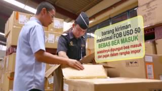 Prosedur Impor Barang Kiriman/ melalui Perusahaan Jasa Titipan ke Indonesia Mp3