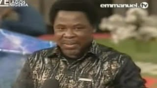 "SCOAN 31/08/14: TB Joshua: ""Avoid Plane Crossing Region Close To Ukraine & Russia"", Emmanuel TV"
