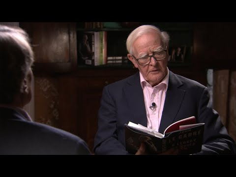 John le Carré reads to 60 Minutes