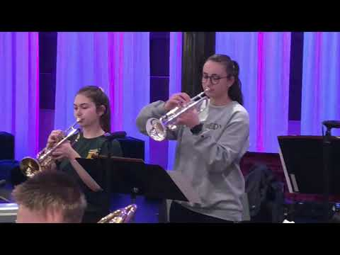 CR Kennedy - 2019 Corridor Jazz Project Recording Sessions