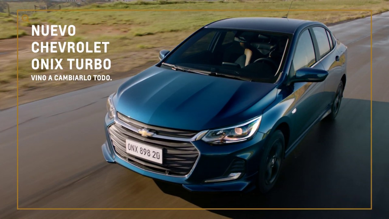 Nuevo Chevrolet Onix Turbo L Reservalo Youtube