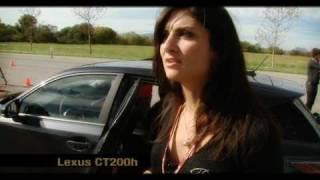 Lexus CT 200h - test drive in Provenza con il Team Lexus.  - Lexus Italia