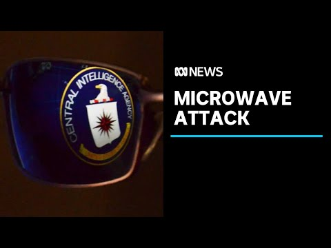 CIA agents suspect they were attacked with microwave weapon in Australia   ABC News