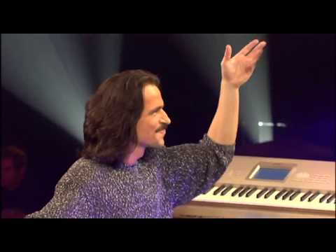 Yanni  On Sacred Ground  Live