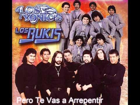 Marco Antonio Solis y Los Bukis y Los Yonics - Pero Te Vas a Arrenpetir