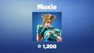Moxie | Fortnite Outfit/Skin