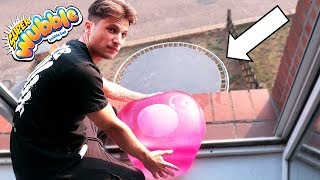 Wubble Bubble VS Trampolin - 500cm !!!