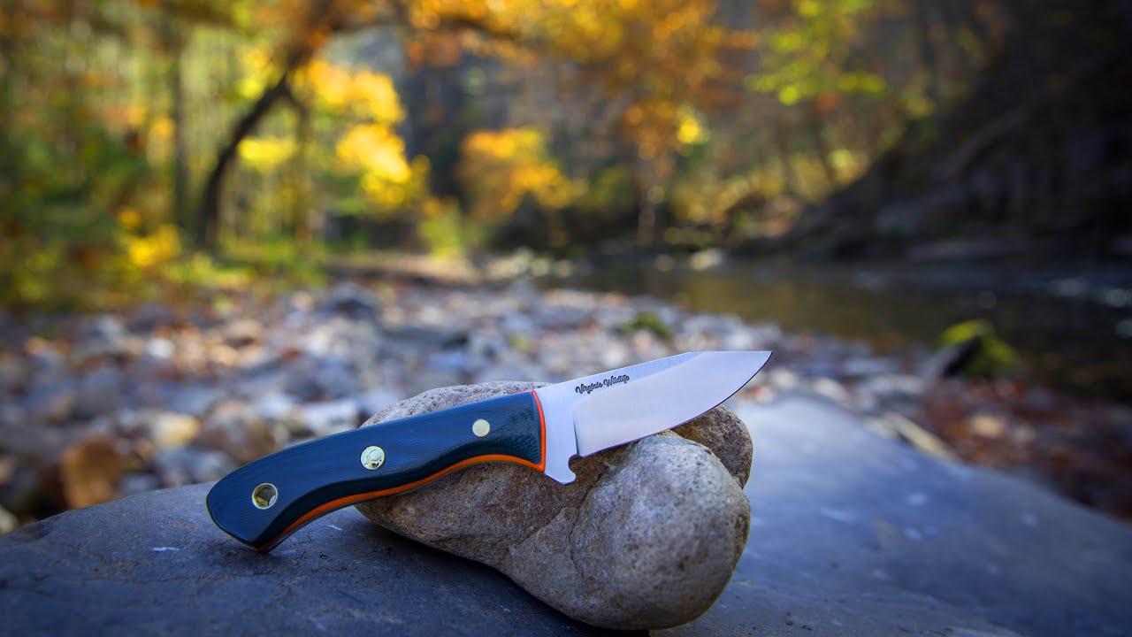Virginia Wildlife 2020 Collector's Knife