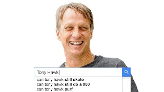Tony Hawk Answers the Web's Most Searched Questions | WIRED