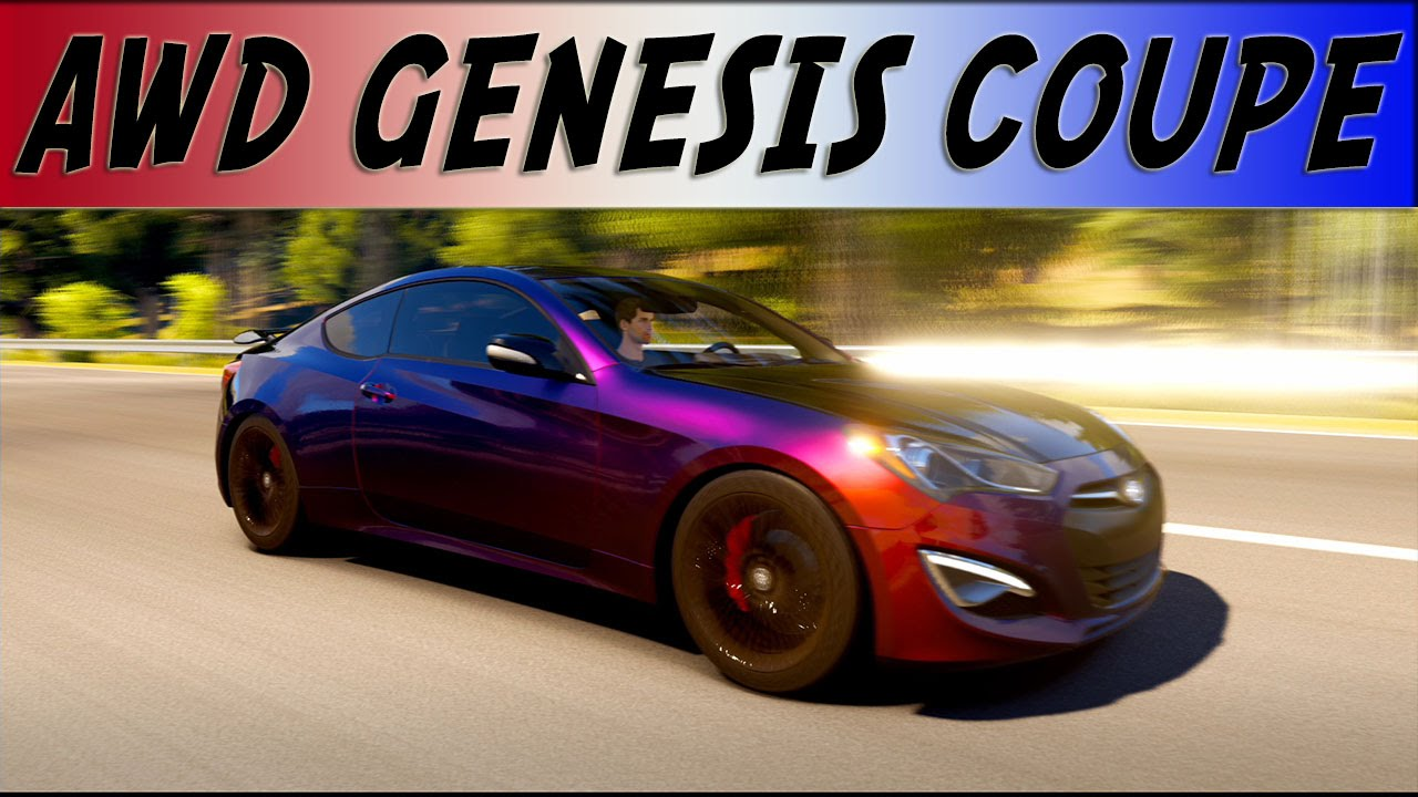 FH2: AWD MONSTERS EP 49   2013 Hyundai Genesis Coupe FULLY BUILT (900+ HP)
