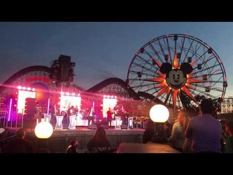 Blues Brothers Peter Gunn Theme - Phat Cat Swinger at Disney California Adventure Food & Wine