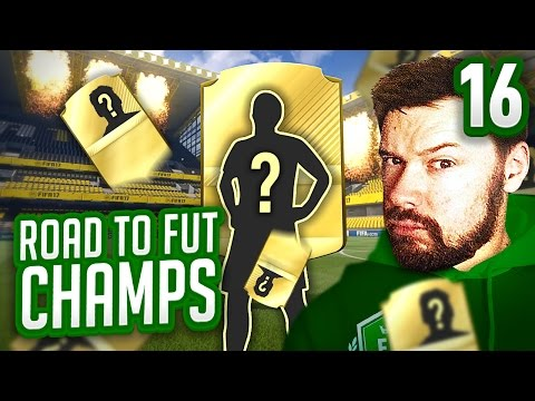 AMAZING PACK LUCK!! - FIFA 17 ROAD TO FUT CHAMPS #16