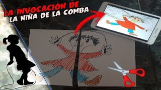 La INVOCACIÓN de la NIÑA de la COMBA a las 3 AM 😈 Baldi's Basics in Education en la VIDA REAL