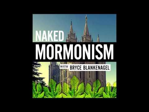 Naked Mormonism Podcast Episode 2 - Emma Smith blushing bride mafia wife