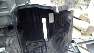 печка тойота карина е №3