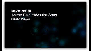 As the Rain Hides the Stars - Ian Assersohn