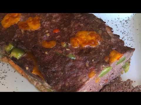 minced-beef-meatloaf---pain-de-viande-avec-du-boeuf-hachée