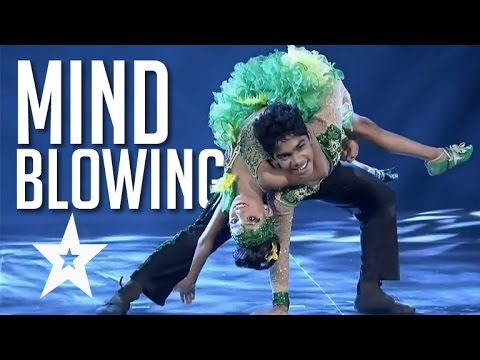 Thumbnail: These Child Dancers Will Blow Your Mind | Got Talent Global
