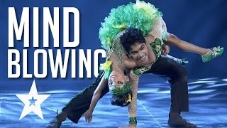 These Child Dancers Will Blow Your Mind | Got Talent Global