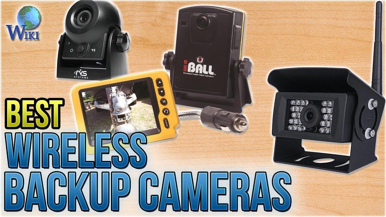 10 Best Wireless Backup Cameras 2018 Youtube