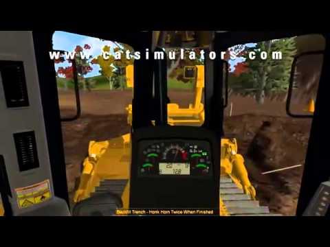 симулятор бульдозера 2 Cat Simulators скачать торрент img-1