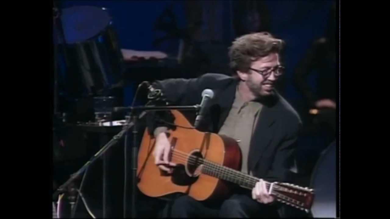Eric Clapton - MTV Unp...